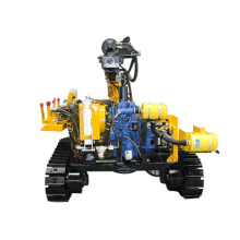 Moveable Rotary Drilling Rig Machine as Drill Car