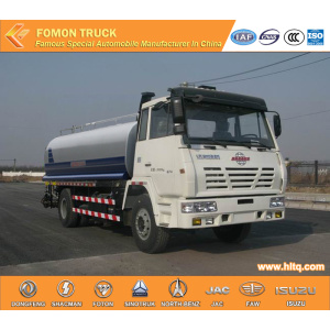 Shacman aolong 4x2 Spraying Water Tank Vehicle