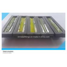 UV Coated CCD Linear Sensors for Supplying Bar-Code Reader