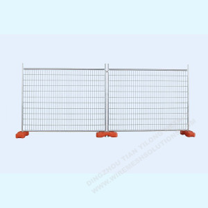 Outdoor Portable Safety Construction Temporary Fence