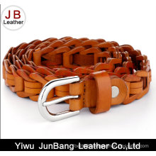 Ladies Fashion Braid Weave Belts