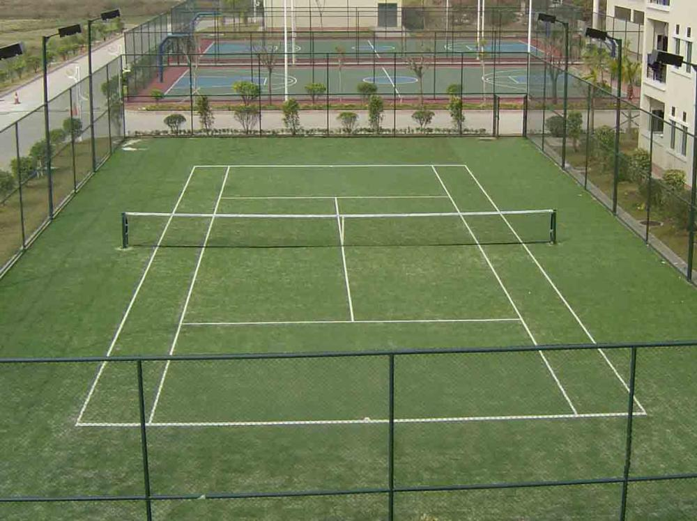 Tennis Court Tennis Net
