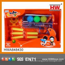 Qualidade superior com EN71 Plastic Ball Gun Brinquedos