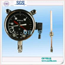 Controlador del termómetro de la temperatura