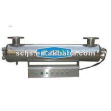 Tanque de almacenamiento de agua Esterilizadores UV