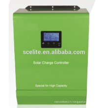 Système de contrôleur de charge solaire 192-360VDC