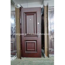 Adjustment Frame Steel Security Door