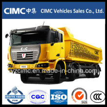 China 8*4 C&C Dump Truck with The Lowest Price