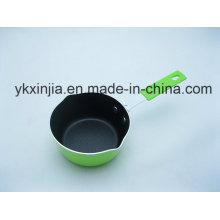 Kitchenware 12cm Mini Sauce Pan Milk Pot Milk Cup