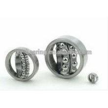 1320K alinhando rolamento de esferas, bolas de aço para venda