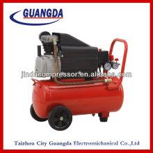 2.2 kW direto conduzido 115 PSI 8BAR 3HP Compressor de ar 30 L 30 kg