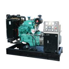 Groupe électrogène diesel de 30kw avec le moteur 4bt3.9-G de CUMMINS