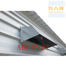 Air Inlet for Poultry House From Super Herdsman 2016