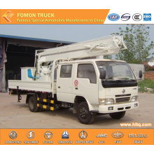 Dongfeng 4*2 12m hydraulic aerial work platform truck