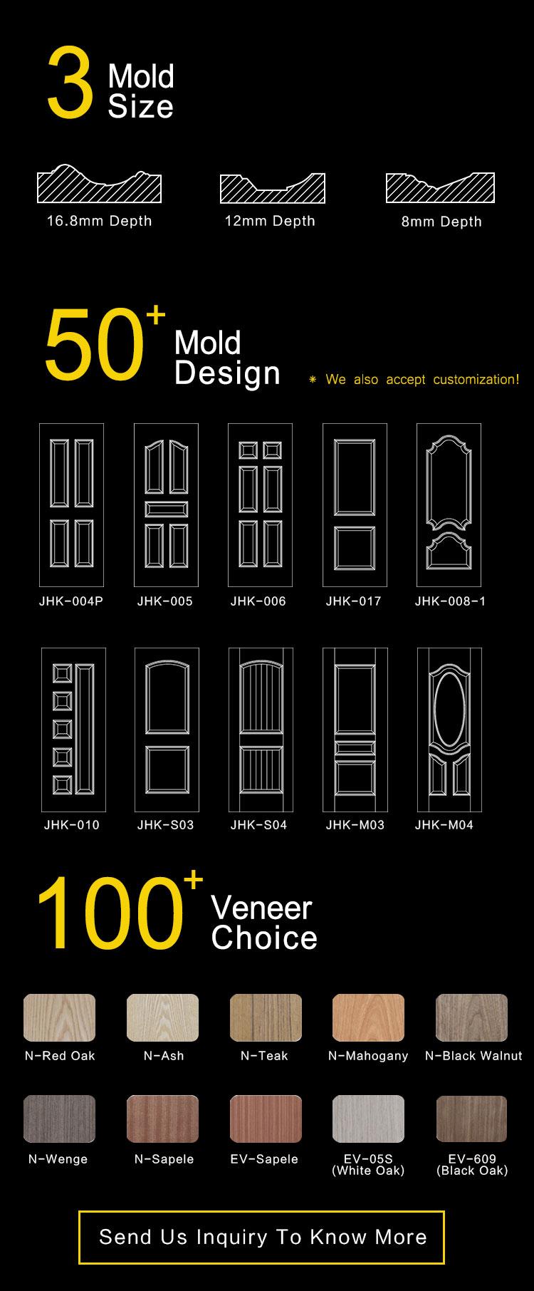 Veneer Door Skin 02