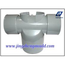 Пластик холодный бегунок Прессформа штуцера трубы cpvc