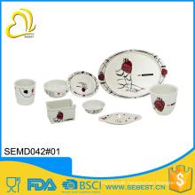 New design melamine dinner korean tableware korean kitchenware