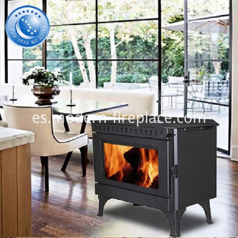 Small Fireplace Stoves Sale Factory Production