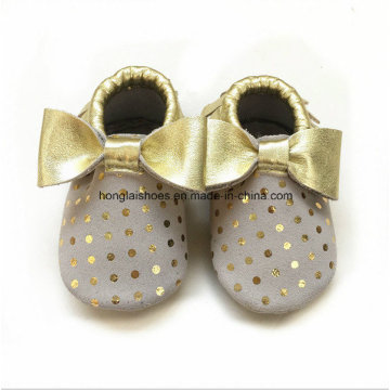 Sandals: Leather Baby Shoes 01
