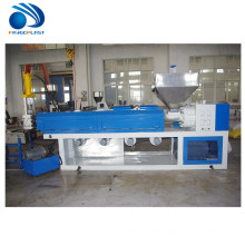 Double-stage plastic pellet mill making machine 5 ton per hour for sale