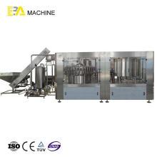 Machine automatique de remplissage et de capsulage de bouteilles à petite échelle