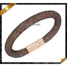 Pulsera magnética de Stardust del acoplamiento cristalino de la manera, pulseras calientes de la venta (FB0127)