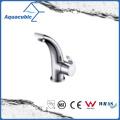 Polished Chromed Solid Brass Body Zinc Handle Basin Mixer (AF8202-6)