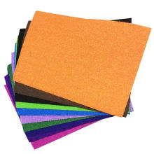 Glitter craft Eva foam sheet