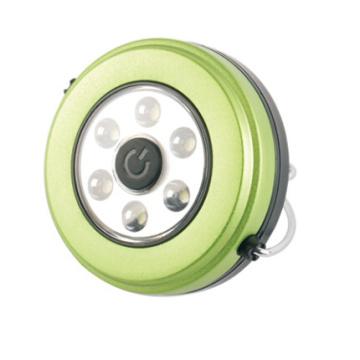 6 шт LED палатке свет с магнитом шасси