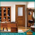 Personalice la puerta interior de madera para proyectos