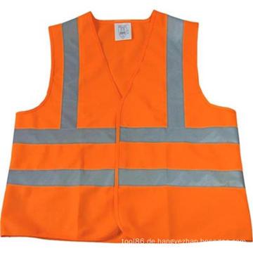 Sicherheitsweste Orange XL OEM-Sicherheitsprodukte