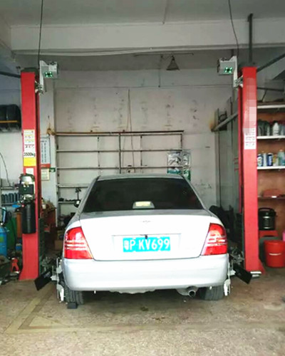Wheel Alignment for Taxis