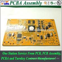 Fabricante de PCBA de la electrónica, asamblea de PCBA, componente del pcba del fabricante del montaje del PWB
