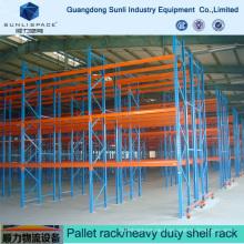 Dongguan-Fabrik-Preis-schwerer Stahlbier-Paletten-Zahnstange