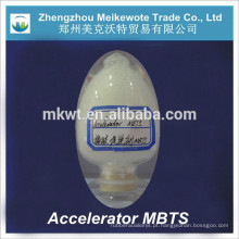produtos de borracha precisa de acelerador de borracha MBT (CAS NO.:120-78-5)