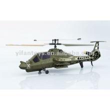 Helicóptero de la sola hoja 4CH R / C de 2.4G Camanche