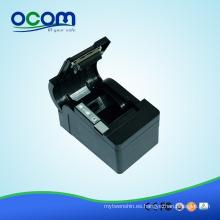 Precio de la impresora térmica directa pequeña OCPP-58C con interfaz opcional