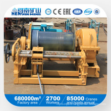 20ton 10m/Min Low Speed Electric Winch, Boat Winch