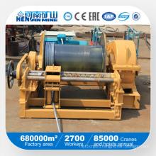 20ton 10m/Min Low Speed Electric Winch, Boat Winch