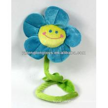 China wholesale Colorful Plush Simile Flower