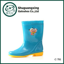 Half boots kids rain boots C-702
