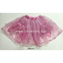 Pink Half Skirt In Party