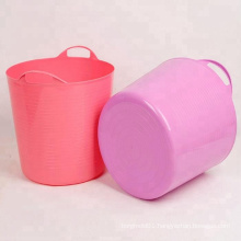 12 Liter flexible plastic bucket mould made in China/OEM Custom flexible plastic injection bucket mold making