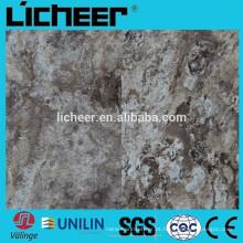 Pvc telha de vinil de luxo revestimento fabricante / PVC Pavimento VINYL TILE