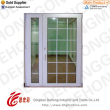 High-Quality Anti Theft PVC Door/Plastic Door