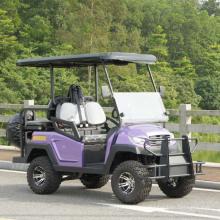 Chariot électrique de golf de puissance de la batterie 48V de la Chine à vendre