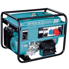13HP New Model 5kw Square Frame Gasoline Generator