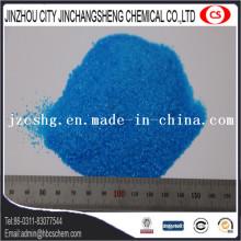 Sulfato de cobre del pentahidrato del grado de la galvanoplastia de la fabricación