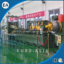 Machine coupée à longueur de stratification de transformateur