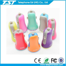 usb car charger 5v2.1a for cellphone
